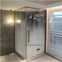 磨砂渐变玻璃 淋浴房磨砂渐变玻璃 渐变玻璃厂家