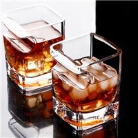 雪茄杯人工吹制水晶玻璃杯威士忌洋酒杯特价促销