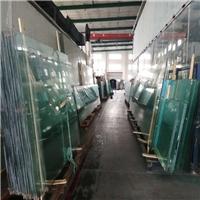 耀皮厚板19mm钢化玻璃供应福建