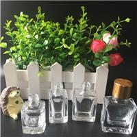 5ml10ml15ml透明小玻璃化妆品瓶 香水分装瓶 指甲油瓶