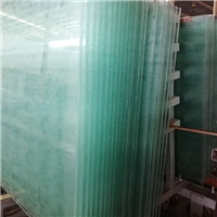上海耀皮玻璃供超白钢化15mm江苏地区