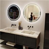 浴室镜子淋浴房镜子河北沙河销售