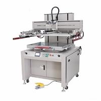 硅膠按鍵絲印機硅膠按鍵跑絲印機跑臺絲網印刷機