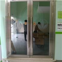 四川地彈簧玻璃防火門隔熱型廠家