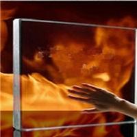 30mm隔热型防火玻璃消防安全玻璃