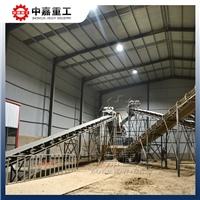 人工制砂生产线 中嘉重工智能化制砂生产线设备报价