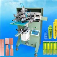 邯鄲市絲印機玻璃瓶滾印機廠家保溫瓶絲網印刷機