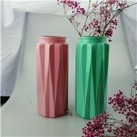 创意植物干花瓶折纸细口批发花瓶水培时尚摆件