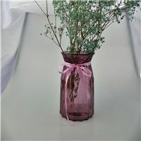 干花插花瓶摆件水培植物花瓶创意摆件