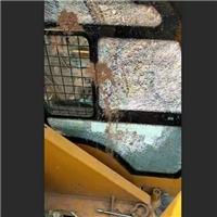 广西采购-伸缩臂吊车右侧玻璃