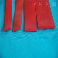 方形硅胶防尘隔音机电设备硅胶条