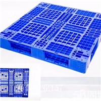 玻璃制品包装1210网格田字塑胶托盘包装垫板定制