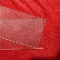 超白布纹玻璃