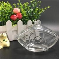 玻璃香水瓶眼睛形狀玻璃便攜玻璃時尚香水瓶可定制