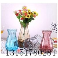 折紙花瓶玻璃
