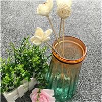 玻璃花瓶水培擺件