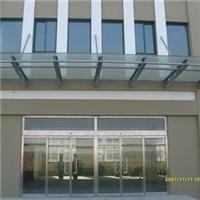 阳台雨棚制作北京百万庄商店玻璃雨搭子安装价格