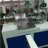 蚌埠市玻璃瓶滚印机塑料瓶丝印机厂家保温瓶丝网印刷机