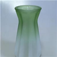 透明玻璃花瓶彩色简约折纸花瓶