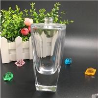 透明玻璃方瓶 分裝香水瓶 高檔厚底玻璃瓶