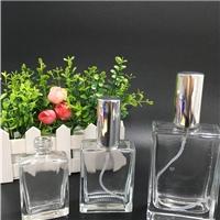 卡口扁方香水瓶玻璃香水瓶空瓶個性創意香水噴霧空瓶