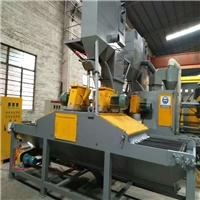 铝合金处理喷砂机大型通过式抛丸机批发