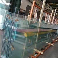 12mm超白超长超宽钢化玻璃厂家