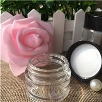 批发玻璃面霜瓶 80g透明玻璃膏霜瓶 化妆品分装瓶带盖