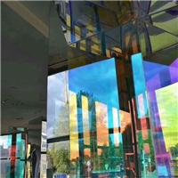 炫彩玻璃  钢化镜子   减反玻璃