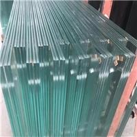 浙江湖州医院门玻15mm钢化玻璃