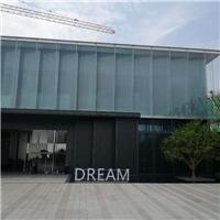 15mm超白钢化全幕墙安装上海地区供应