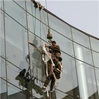 供给北京各类空中幕墙玻璃维修撤除改换