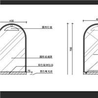 深圳采购-圆形玻璃罩