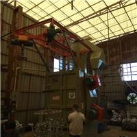 喷砂机图片小型吊钩式抛丸机清理机厂家