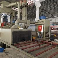 辊道通过式抛丸机型材制品处理喷砂机