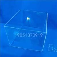 石英方缸石英缸石英槽耐高温耐腐化石英容器