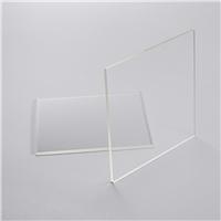 直销洛玻1.8mm超白浮法玻璃片/尺寸定制/量大更优惠