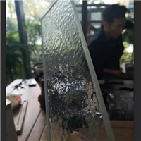 邢台采购-3mm超白压花玻璃