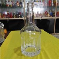 500毫升一斤白酒空酒瓶高粱酒酒坊自酿玻璃酒瓶