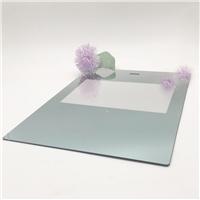 可调控透光的镜面玻璃 加工成显示屏 触摸屏玻璃厂