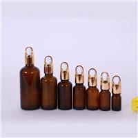 直销精油瓶 茶色喷雾瓶 棕色分装瓶