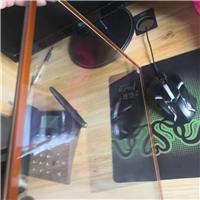 河南洛阳5超白+0.3v+5超白真空钢化玻璃
