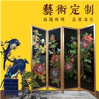高等艺术玻璃 广州艺术玻璃厂家