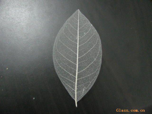 手编树叶的编织方法