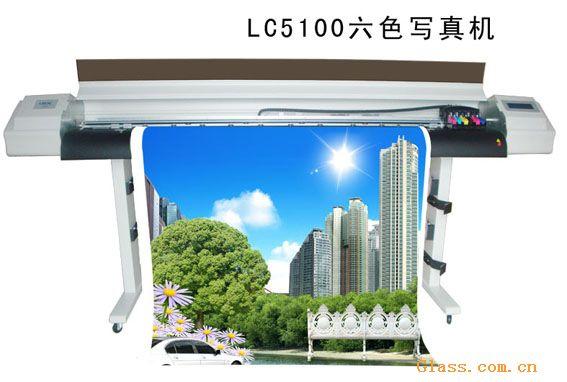 乐彩lc5100写真机