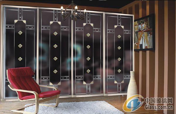 衣柜门玻璃图片