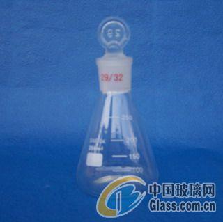 定碘烧瓶-泰州定碘烧瓶-泰州市鲲鹏实验玻璃仪器有限
