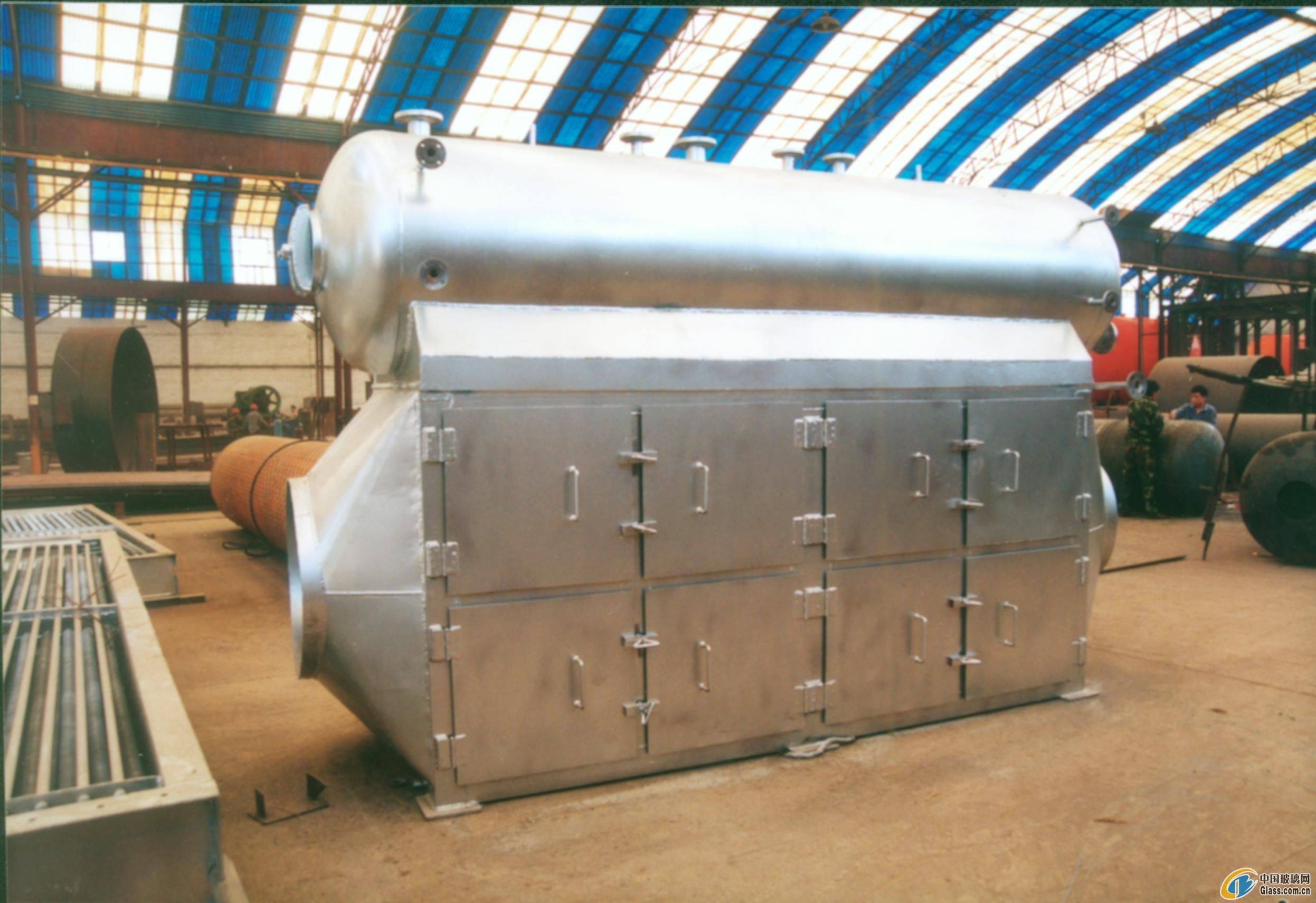 窑炉余热锅炉,空气预热器