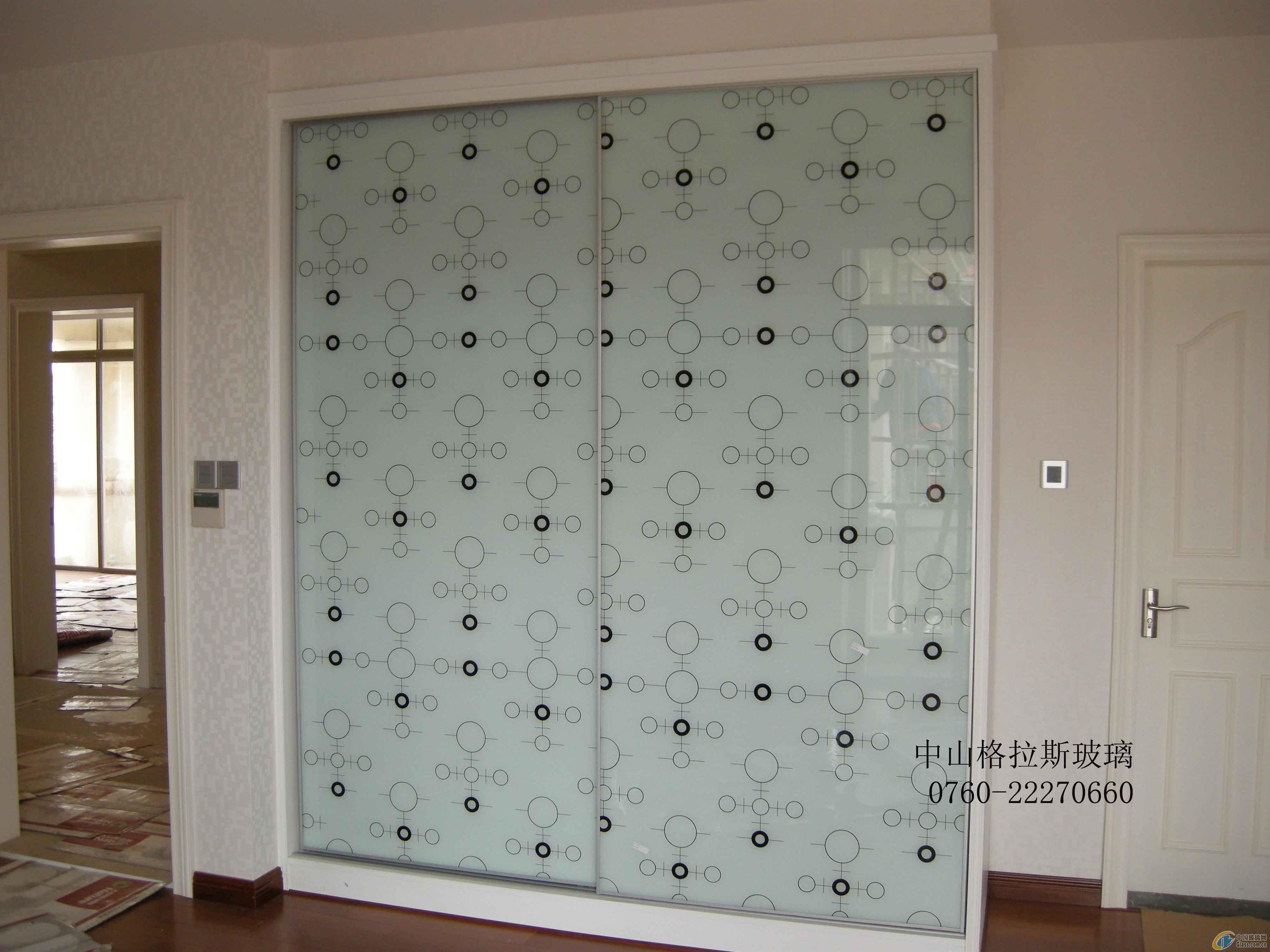衣柜門-中山衣柜門-中山格拉斯玻璃-中國玻璃網