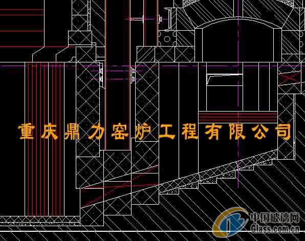 玻璃窑炉-北碚玻璃窑炉-重庆鼎力窑炉工程有限公司